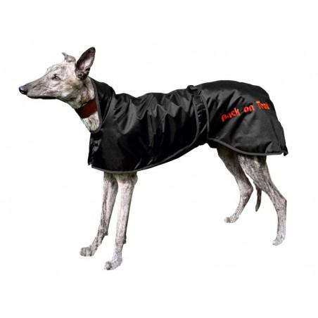 Abrigo térmico impermeable para galgo