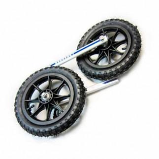 roues pneumatiques en fauteuil roulant