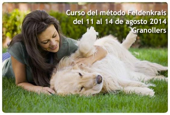 Curso Feldenkrais para perros
