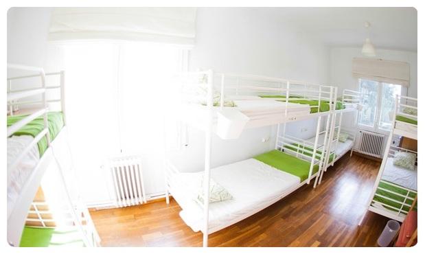 OmShanti habitación