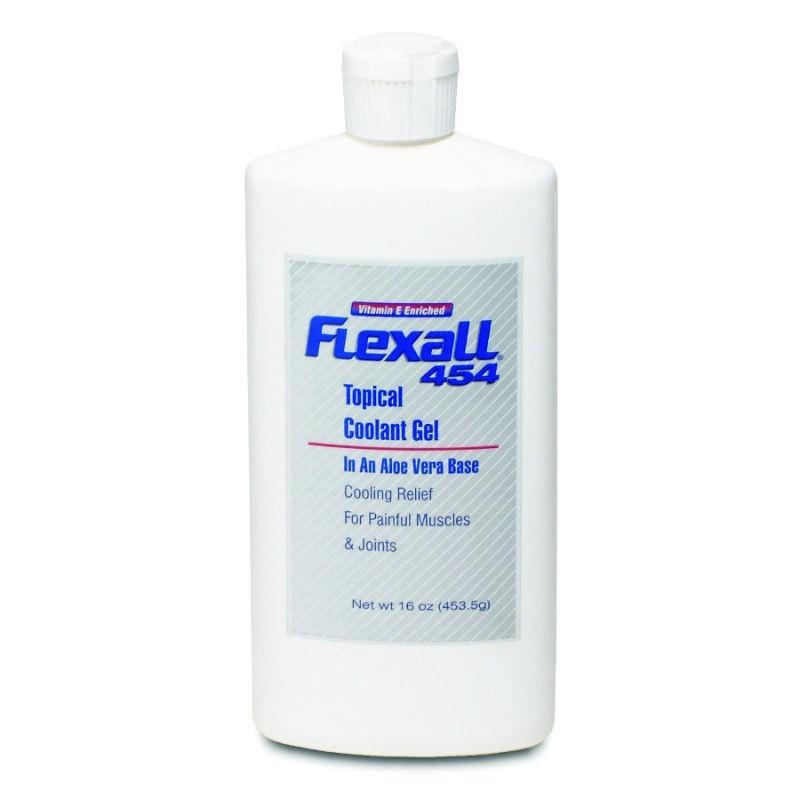 Gel analgésique Flexall pour chien