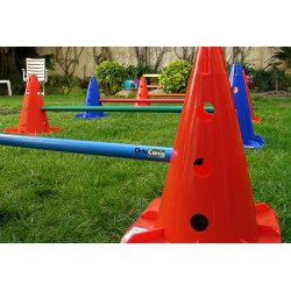 rehabilitation cones with holes