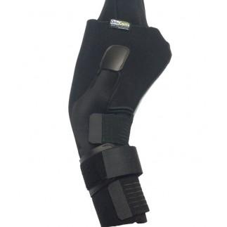 관절이있는 무릎 보호대