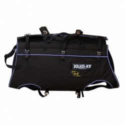Lowering and transporting harness dog