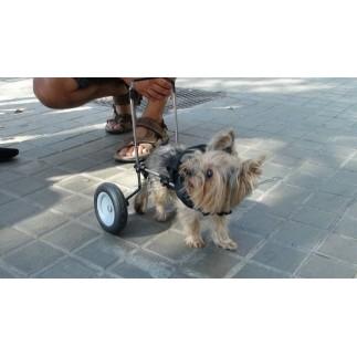 Dog wheelchair as
