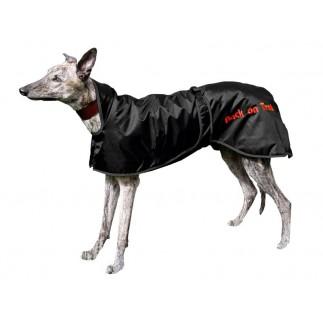 Manteau thermique imperméable pour lévrier