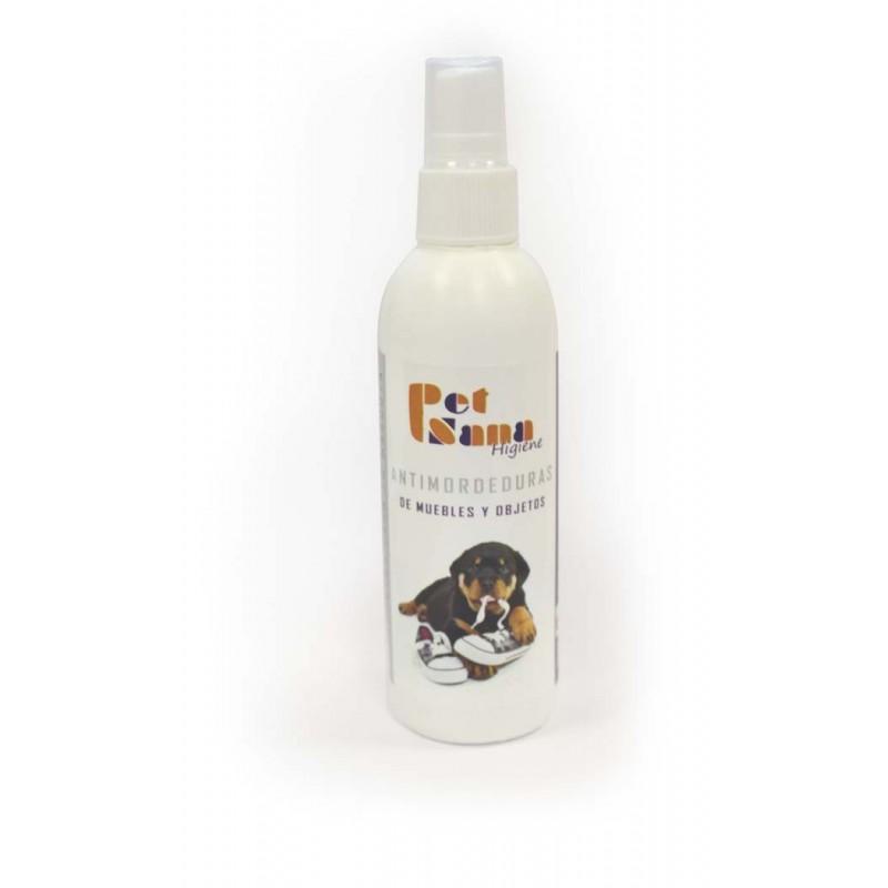 Spray anti morsure pour chien