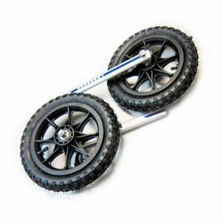 Wheelchair pneumatic wheels