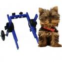 Silla de ruedas para perro