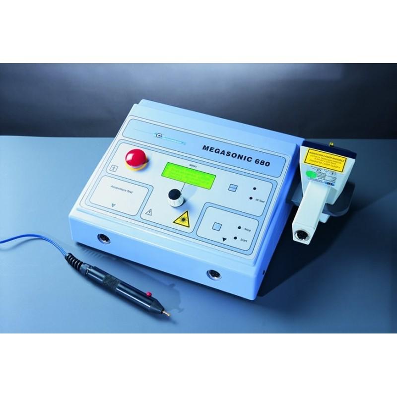 Megasonic 680 IR Laser
