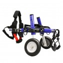 Chariot roulant pour chien handicapé