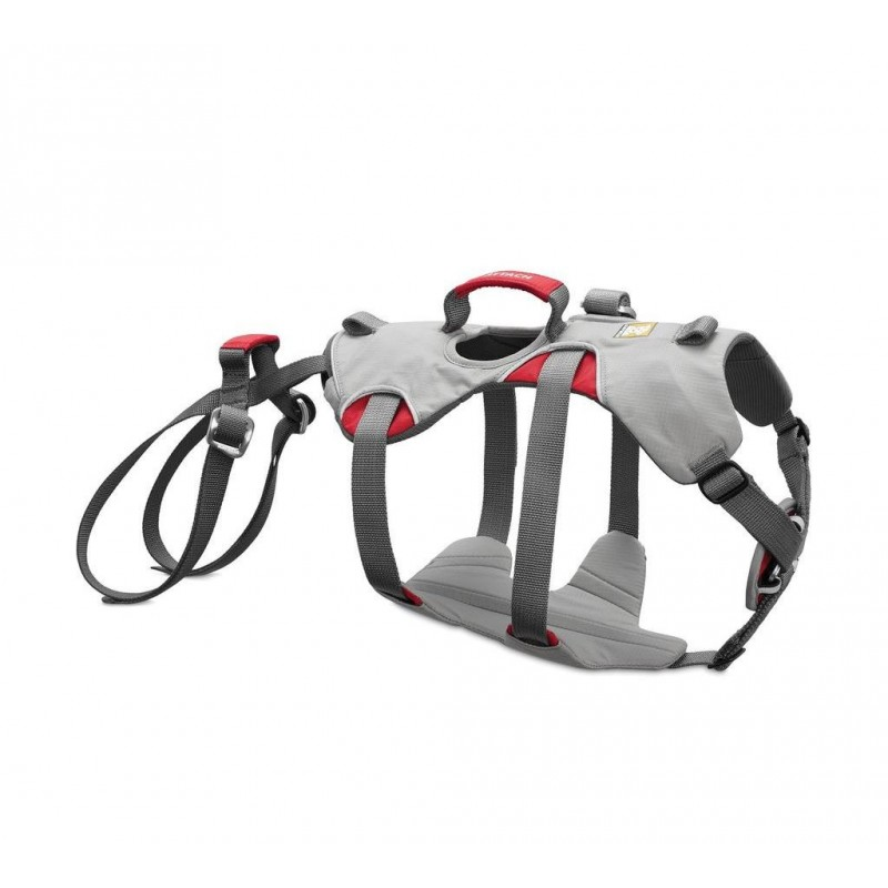 Double Back Harness. Dog harness for disabled