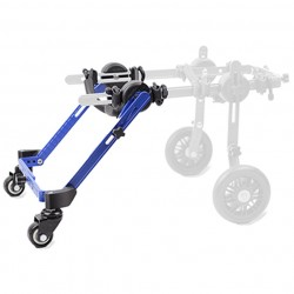 Cane ruote anteriori accessorio