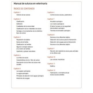 Suture index Veterinary Manual