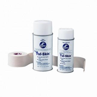 Spray adhésif pour fixation de bandes