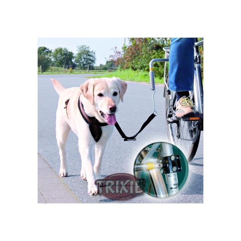 Dog bike extender