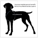 Talla Arnes para perro Double Back Harness