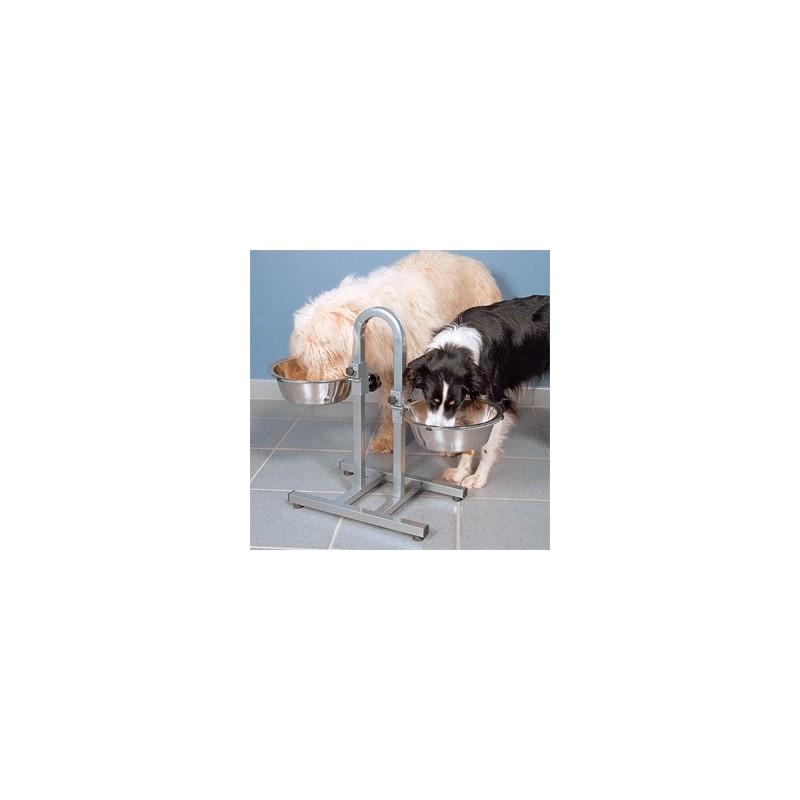 Hundenapf mit einstellbarer Höhe