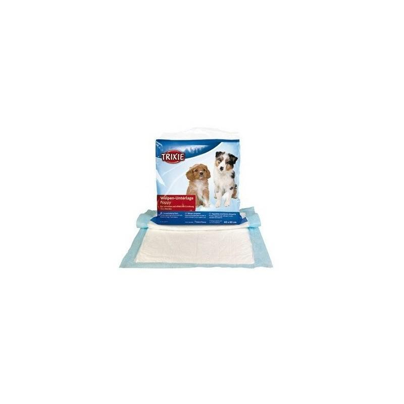 Tapis de propreté pour chiots et chiens incontinents