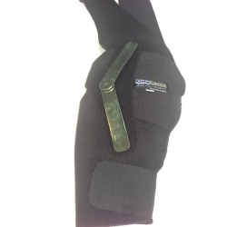 knee brace with articulation